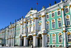 Winter Palace Stock Photos
