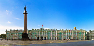 Winter palace Royalty Free Stock Photography