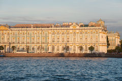 Winter Palace Royalty Free Stock Images