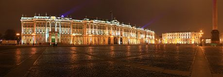 The Winter Palace Stock Photos