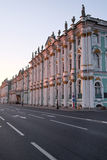 Winter Palace Royalty Free Stock Image