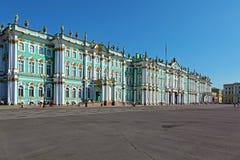 Winter Palace at Day, Saint Petersburg Stock Photos