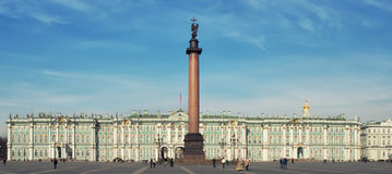 Winter Palace and Hermi Royalty Free Stock Photos