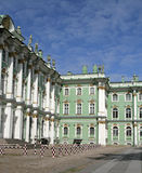 Winter Palace. Hermitage Stock Image