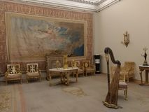 Winter Palace Hermitage stock photography