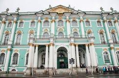 Winter Palace Hermitage Stock Photos
