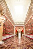 Winter Palace interior Hermitage Stock Photo