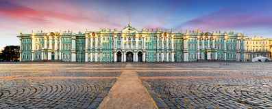 Free Winter Palace On Palace Square In Saint Petersburg, Russia Royalty Free Stock Photo - 156367655