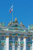 Winter Palace, Saint Petersburg Royalty Free Stock Photography