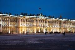 Winter Palace. Royalty Free Stock Photos