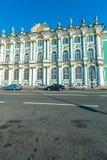Winter Palace in Saint Petersburg Royalty Free Stock Image