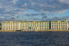 Winter Palace in Saint Petersburg Royalty Free Stock Images