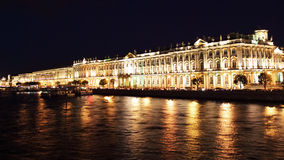 Winter Palace. St. Petersburg Royalty Free Stock Photos