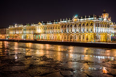 The winter Palace Royalty Free Stock Images
