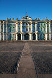 Winter Palace, St. Petersburg Royalty Free Stock Photos