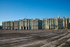 Winter Palace, St. Petersburg Stock Photo