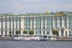 Winter Palace in St.Petersburg. Stock Images