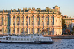 Winter Palace, St.Petersburg. Stock Image