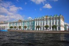 Winter-Palast Lizenzfreie Stockfotografie