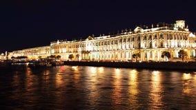 Winter-Palast. St Petersburg Lizenzfreie Stockfotos