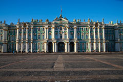 Winter-Palast, St Petersburg Stockfotografie