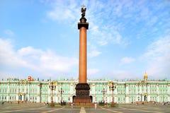 Winter-Palast. St Petersburg, Russland Lizenzfreie Stockbilder
