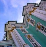Winter-Palast, St Petersburg, Russland Lizenzfreie Stockbilder