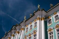 Winter-Palast, St Petersburg, Russland Stockfoto