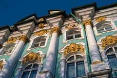 Winter-Palast, St Petersburg, Russland Lizenzfreies Stockfoto