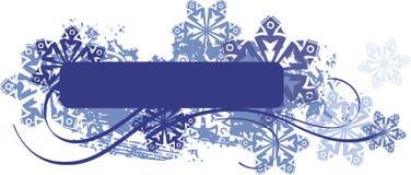 Winter panel series Stock Photos