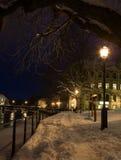 Winter Park Στοκ εικόνα με δικαίωμα ελεύθερης χρήσης