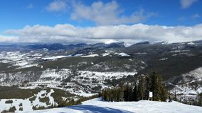 Winter Park Colorado Stock Images