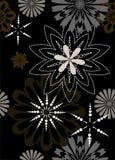 Winter pattern Royalty Free Stock Photos