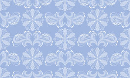Winter pattern Stock Photography