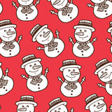 Winter pattern. Stock Photos