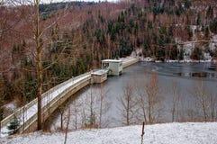 The dam - Krimov Royalty Free Stock Image