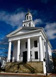 Mason County Courthouse #2. This is a Winter picture of the iconic Mason County Courthouse located in Maysville, Kentucky in Mason County. This Courthouse is an stock photo