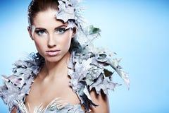 Winter Queen Stock Photography