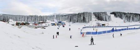 Winter resort Kopaonik, Serbia Stock Images