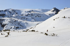 Winter in Rila Mountain, Bulgaria Stock Photos