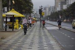 Winter in Rio de Janeiro Brazil Stock Photography