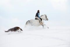 winter_ _Russian Imagen de archivo libre de regalías