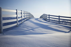 Winter's Day Royalty Free Stock Photo