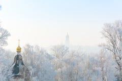 Winter ` s Geschichte Stockfoto