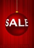 Winter sale illustration Stock Photos