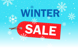 Winter Sale - Vector Stock Photography