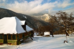 Winter Scape Royalty Free Stock Images