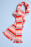 Winter scarf Stock Images