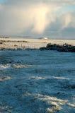 Winter Scene. In the Scottish Grampian region Stock Image