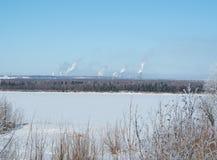 Winter scene Stock Photography